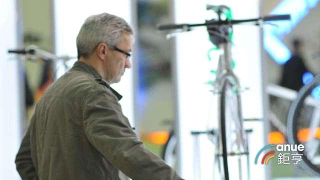 〈觀察〉市場庫存水位低 自行車廠今年將沒有淡季仍是好年。(鉅亨網記者張欽發攝)