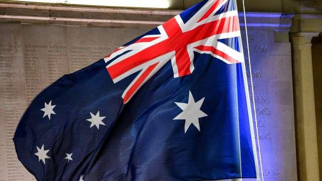 澳洲央行將利率維持在0.1%不變 符合市場預期(圖片:AFP)