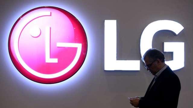 LG公布Q1財報初值 營益、營收皆創新高 (圖片:AFP)