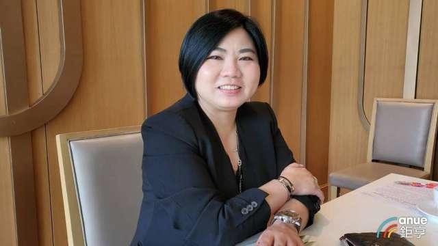 六福萬怡酒店總經理張秋莉。(鉅亨網記者王莞甯攝)