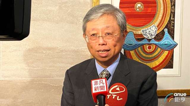 撼訊總經理陳劍威。(鉅亨網資料照)