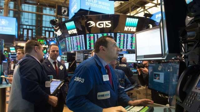 〈美股早盤〉市場聚焦Fed 3月會議紀要 美股開盤狹幅震盪 (圖:AFP)
