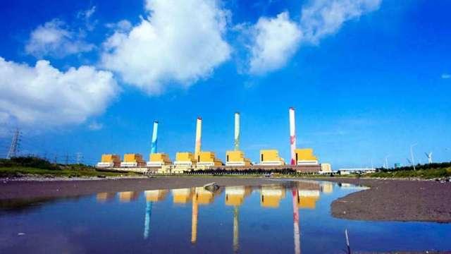 台中電廠。(圖:台電提供)