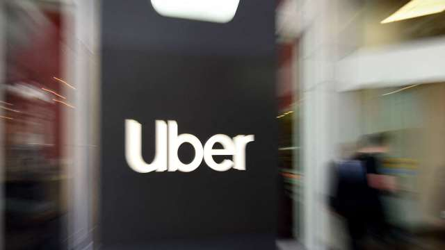 迎接經濟重啟時代!Uber撒2.5億美元 獎勵駕駛多多出車 (圖片:AFP)