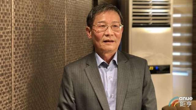 界霖董事長蔡上元。(鉅亨網資料照)