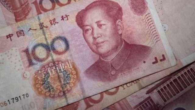 外資減碼中國債券 28個月來首次(圖片:AFP)