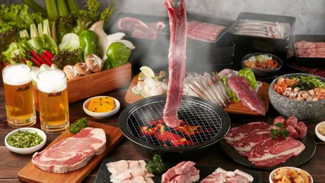 王品新推出燒肉吃到飽品牌。(圖:王品提供)