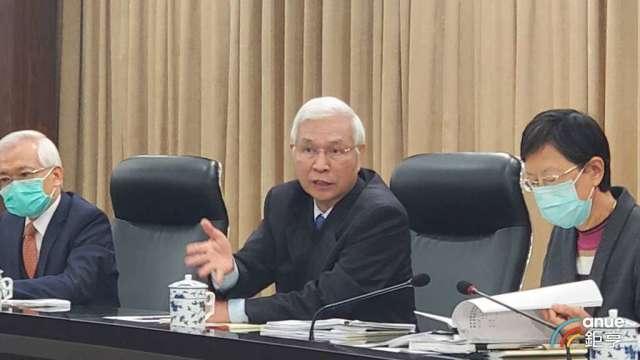 央行現任總裁楊金龍。(鉅亨網資料照)