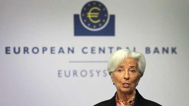 ECB總裁拉加德:歐洲經濟下半年預料強力反彈 (圖:AFP)