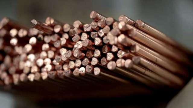 礦場嚴格實施防疫+積極處理罷工問題 智利估今年銅產量年增上看3%(圖:AFP)