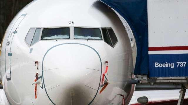 波音737 MAX又出包 急發聲明建議16家航空公司停飛(圖片:AFP)