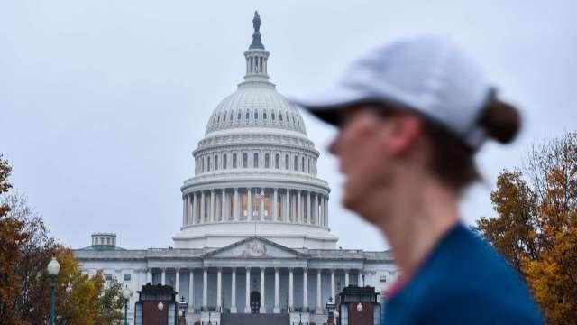 陶冬:美國加稅成本難逃 病毒變異風險猶在。(圖:AFP)