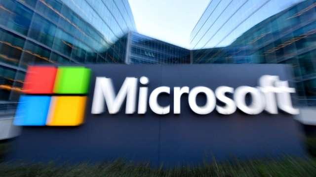 微軟傳收購AI公司Nuance 代價160億美元、創次高紀錄 (圖片:AFP)