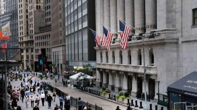 Fed主席鮑爾:美國經濟正處拐點 成長與就業將加速。(圖:AFP)
