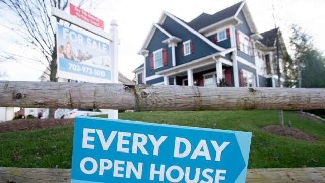 美國待售房屋量降至新低 恐助漲房價持續攀高(圖:AFP)