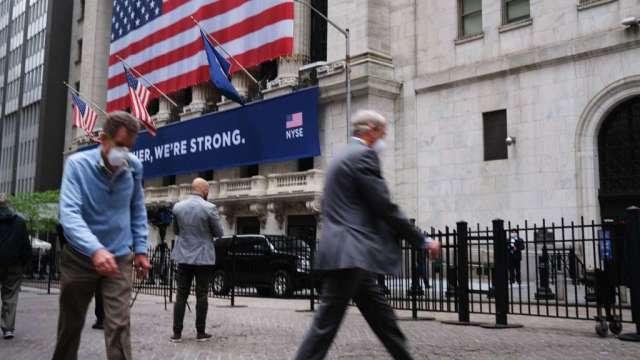 〈美股盤前要聞〉美股財報周開跑 盤前主要期指小跌(圖:AFP)