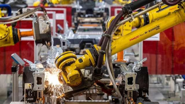 外銷翻倍成長!3月日本工具機訂單近2年來最優 (圖片:AFP)