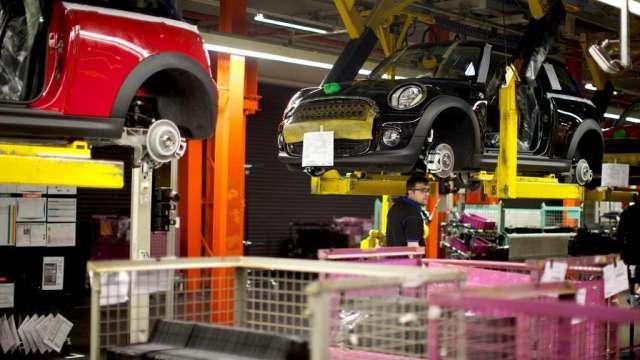 英國2月GDP成長0.4% 分析師看好今年復甦力道(圖:AFP)