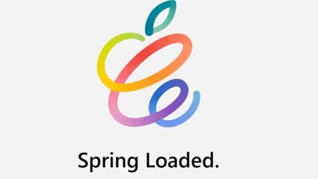 蘋果宣布4/21舉行春季發表會 邀請函暗示3大新品。(圖片:AFP)