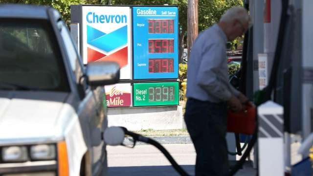 準備上車!能源股極度超賣 反彈就在眼前 (圖片:AFP)