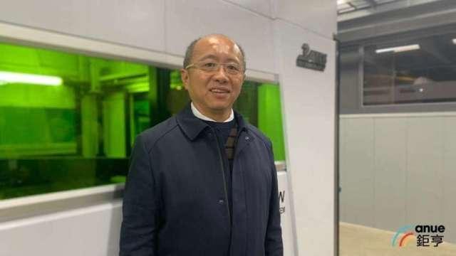 宏致董事長袁万丁。(鉅亨網資料照)
