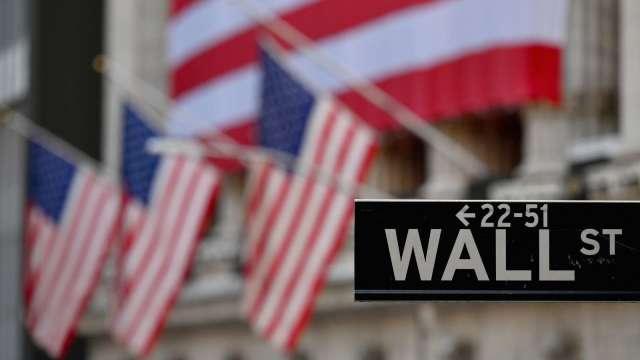 美大型銀行將發布財報 美股期貨波動(圖片:AFP)