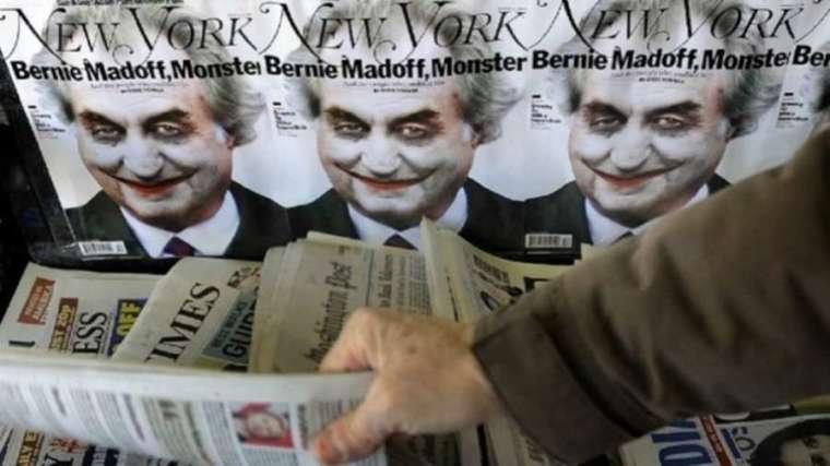 2008 年金融危機爆發後,美國史上最大龐氏騙局曝光,涉款高達 600 多億美元。 (圖片:AFP)