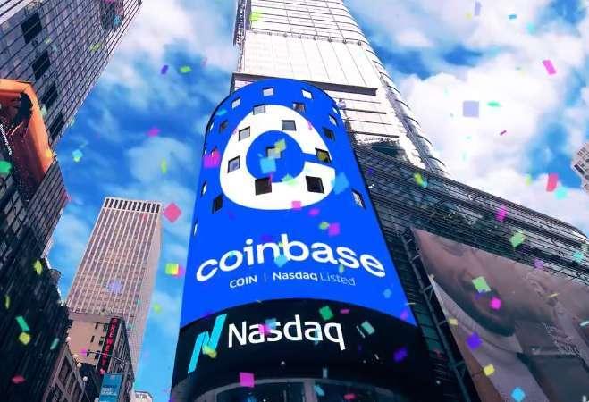 Coinbase 掛牌亮相 首日股價搭雲霄(圖片:Coinbase twitter)