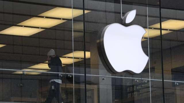 〈蘋果財報前瞻〉App Store表現強勁 可克服零件短缺衝擊 還能再漲 (圖片:AFP)