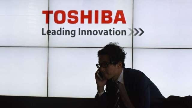 競購東芝又有新參與者 傳日本政府基金也考慮出手 (圖:AFP)