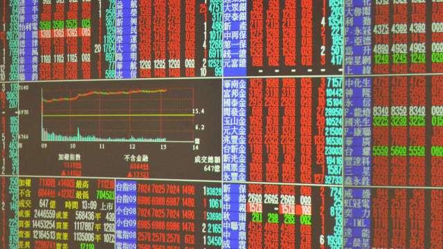 台股飛越萬七創歷史新高 外資終止連4賣 三大法人買超81.21億元。(圖:AFP)
