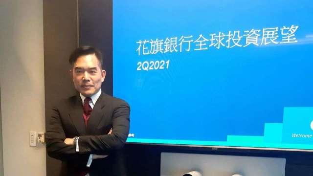 花旗(台灣)銀行財富策劃諮詢部資深副總裁曾慶瑞。(圖:花旗提供)