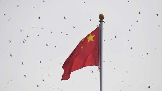 中國第一季GDP年增18.3% 不如預期(圖片:AFP)