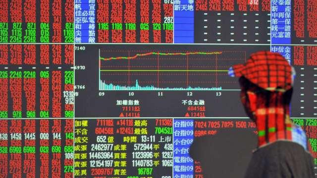 三大利多 別預設台股高點。(圖:AFP)