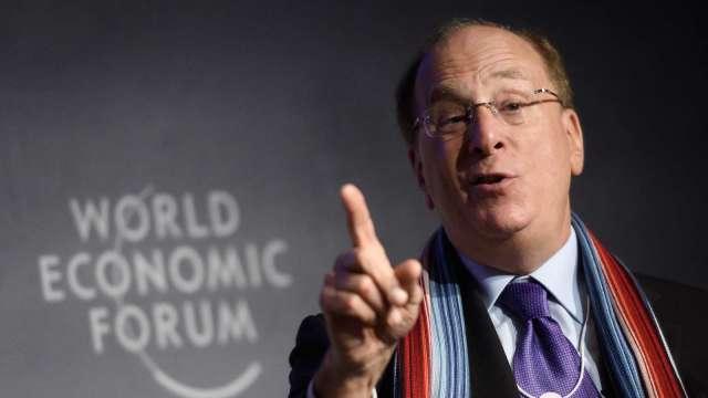 貝萊德執行長:我非常看漲股市 短期內有望進一步走高(圖片:AFP)