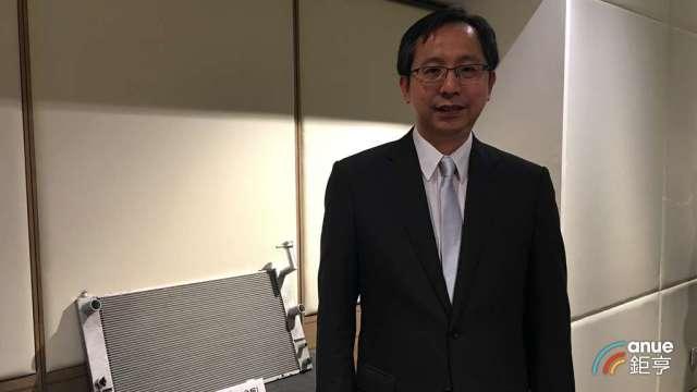 吉茂董事長劉彥狄。(鉅亨網資料照)