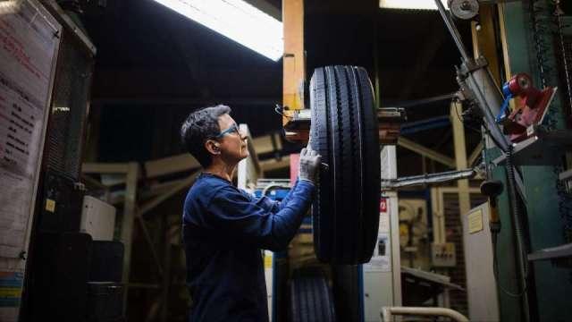 輪胎市況大好 福懋輪胎簾布供不應求多波上漲。(示意圖:AFP)