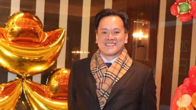 東元董事候選人黃立聰。(擷取自臉書)