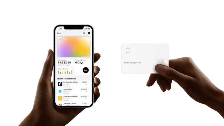 蘋果還更新了 Apple Card 和 Apple Podcasts 服務 (圖片:蘋果)