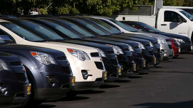 美最大汽車經銷商:晶片短缺問題恐持續到2022年(圖片:AFP)