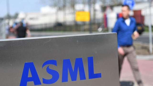 ASML:全球晶片短缺提振需求 估全年營收成長30%(圖:AFP)