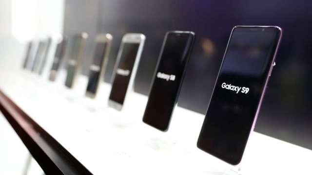 三星布局印度 新手機面板廠正式投產(圖片:AFP)