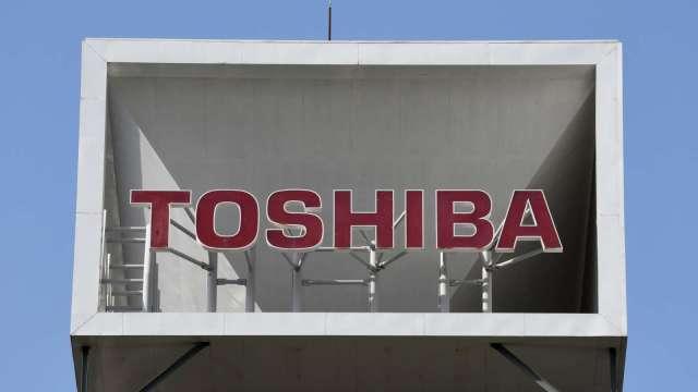 傳貝恩資本正檢討策劃東芝收購案 (圖片:AFP)