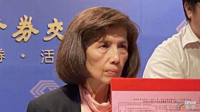 精英高層異動,林郭文艷請辭董座、總座申請退休。(鉅亨網資料照)