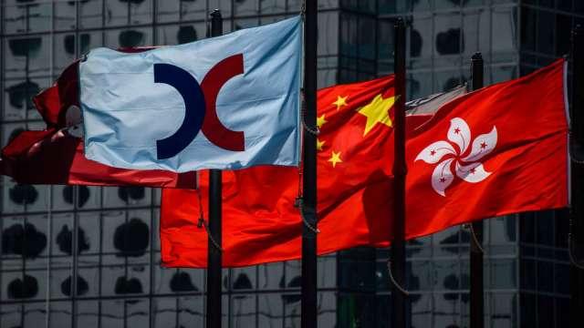 【袁志峰專欄】保險股有機會帶動大市反彈 (圖片﹔AFP)