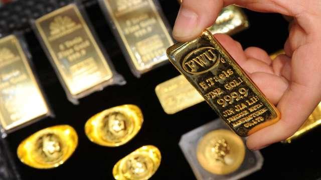 技術分析師:金價已經觸底 但向上需突破長期均線壓力(圖:AFP)