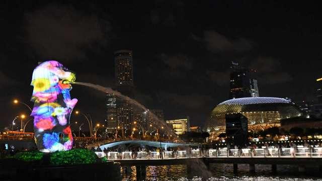 彭博:新加坡與香港的旅遊泡泡計畫再次延期(圖:AFP)