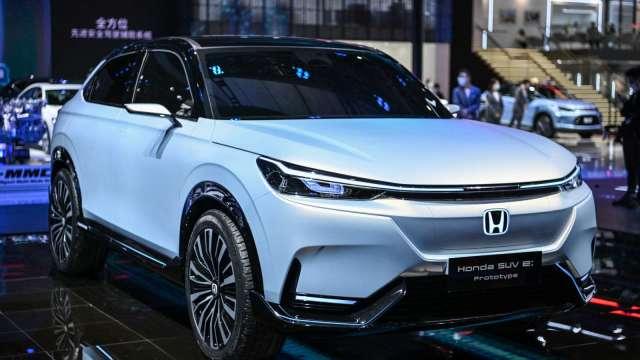 Honda執行董事:日本國內銷量會優於去年 要超越70萬輛恐有困難 (圖片:AFP)