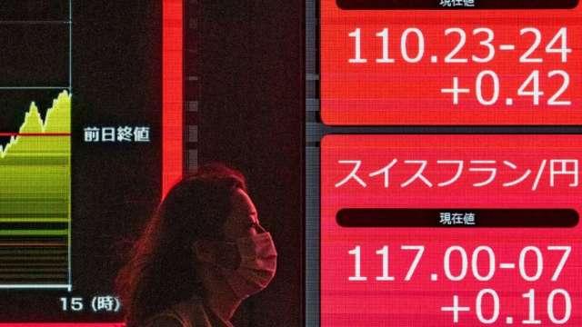 日本央行短暫棄守後重新買入ETF 日股強彈2%(圖:AFP)