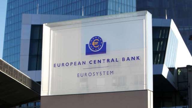 歐洲央行維持利率及危機應對政策不變 符合預期(圖:AFP)